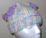 4 Tassel Hat