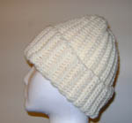 Envelope Fold Hat