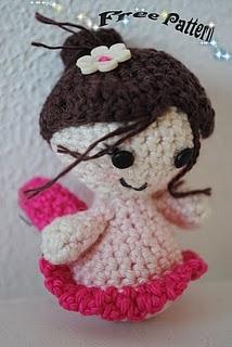 Amigurumi Blog Patterns : 5 Cute Amigurumi Doll Patterns Knitting Blog