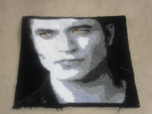 edward cullen twilight knit