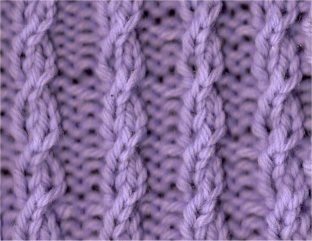 Knitting Cable Stitch Dictionary : Free Knitting and Crochet Patterns