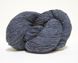 recycled denim yarn