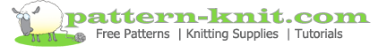 Knitting Blog