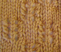 Knitting Stitch Library