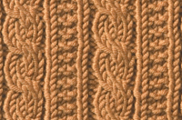 CABLE KNIT STITCH PATTERN Free Knitting and Crochet Patterns
